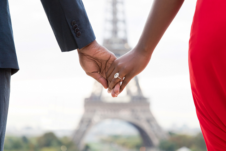 How to propose in Paris with the best Paris proposal Photographer