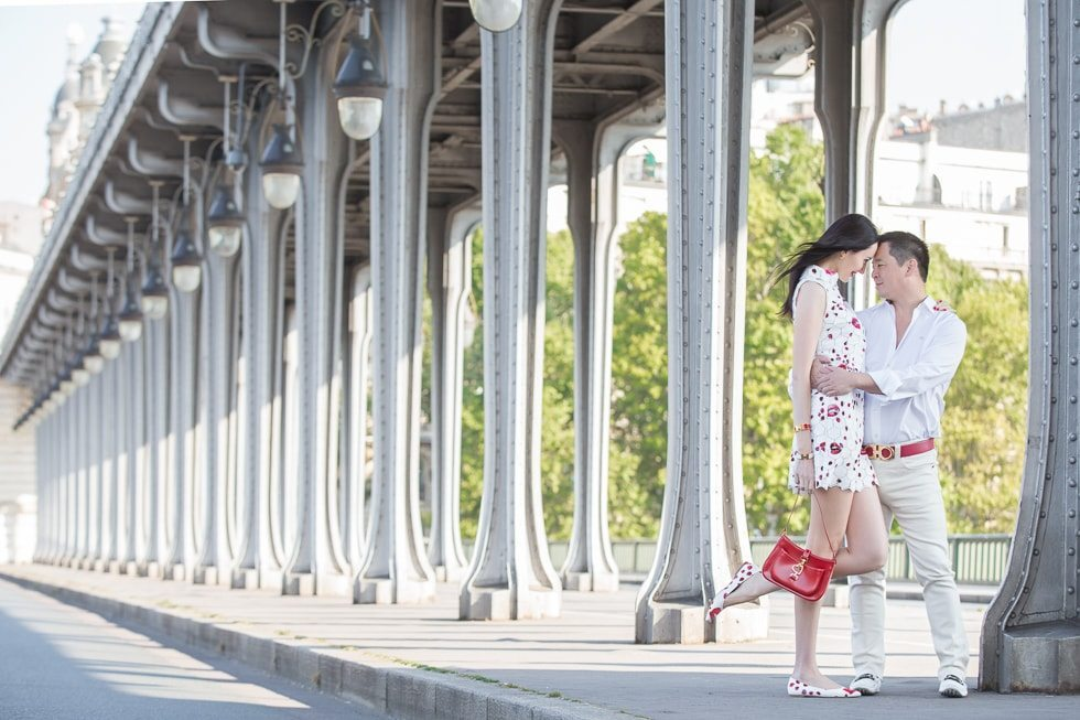 Paris engagement session Paris photo shoot inspiration