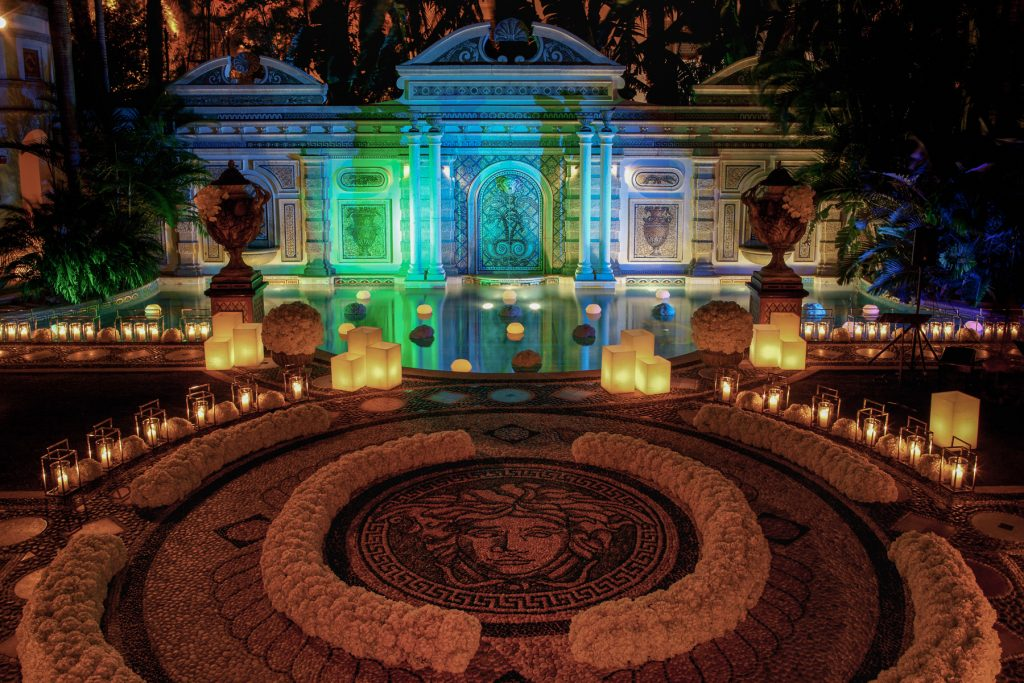 Dream Proposal at the Versace Mansion in Miami