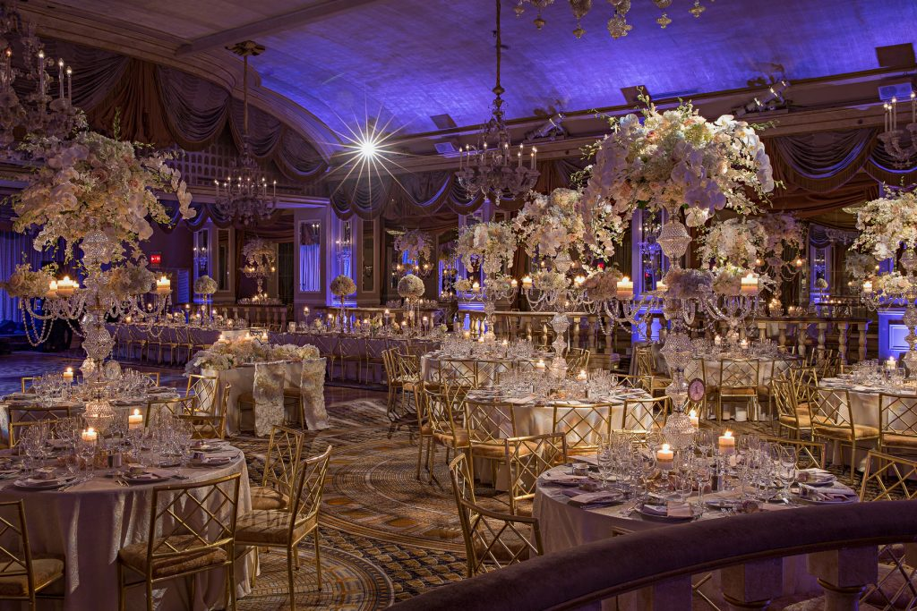 Paris weddings Pierre Hotel Wedding New York City