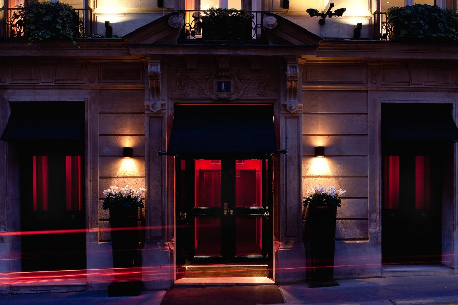 Best hotels in Paris for romantic couples